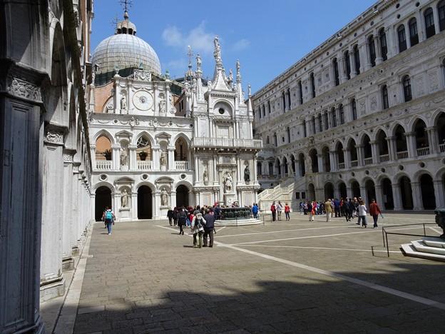 Photos: 2017.05.12 イタリア ヴェネツィア ドゥカーレ宮殿