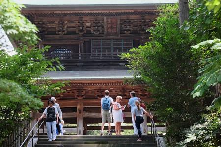 2017.08.05 円覚寺 山門