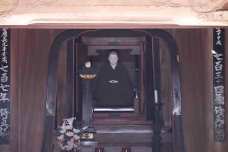 2017.08.05 円覚寺 佛日庵 開基廟