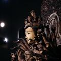 Photos: 2018.03.16 東京博物館 千手観音菩薩坐像 横顔 南北朝時代 C-306