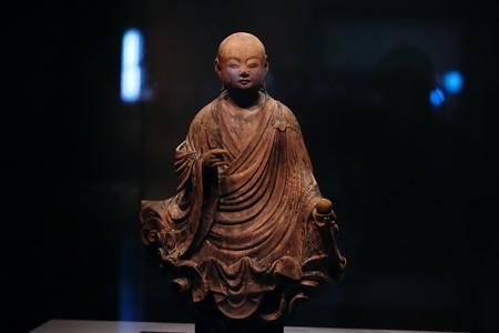 2018.03.16 東京博物館 雲中供養菩薩像 平等院鳳凰堂内