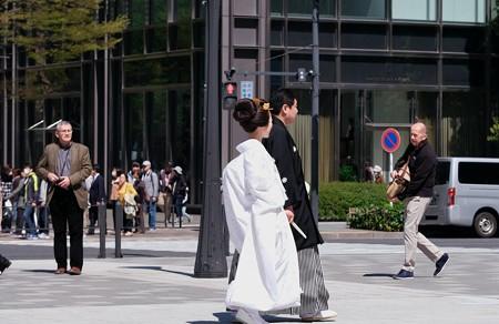 2018.03.30 東京駅前 遭遇