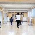 写真: 2018.04.06 越後小学校 教室 王子