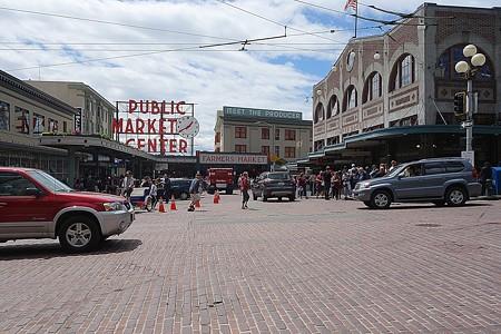 2018.07.03 シアトル Pike Place Market