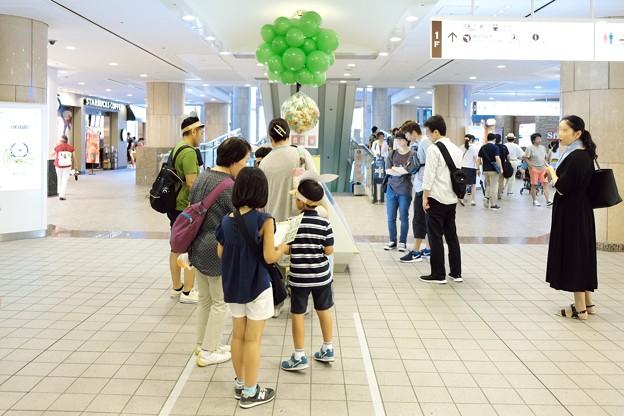 2018.07.29 MARK IS みなとみらい ポケモンスタンプラリー
