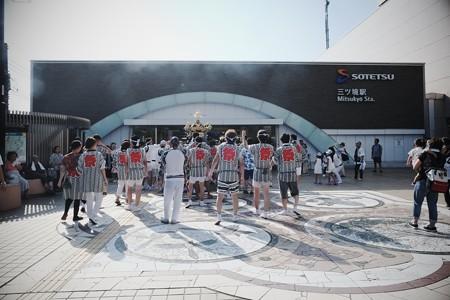 2018.08.05 駅 白姫神社遷座60周年記念祭