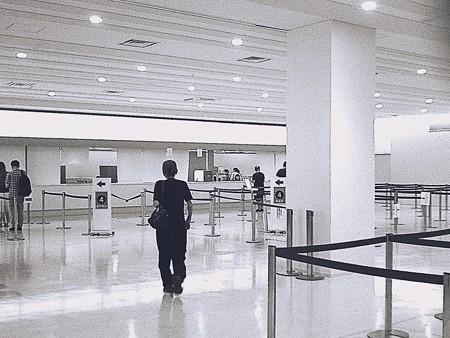 2018.08.28 二俣川 運転免許センター 受付前