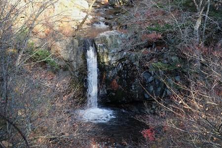 2018.11.27 四万温泉 小泉の滝