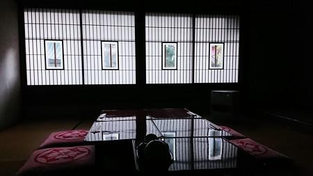 2018.11.28 四万温泉 積善館 本館3階