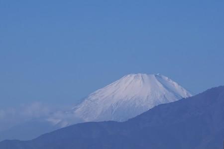 2018.11.30 駅前 富士山
