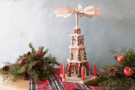 2018.12.05 ベーリック・ホール 世界のクリスマス2018 子供部屋 風ツリー