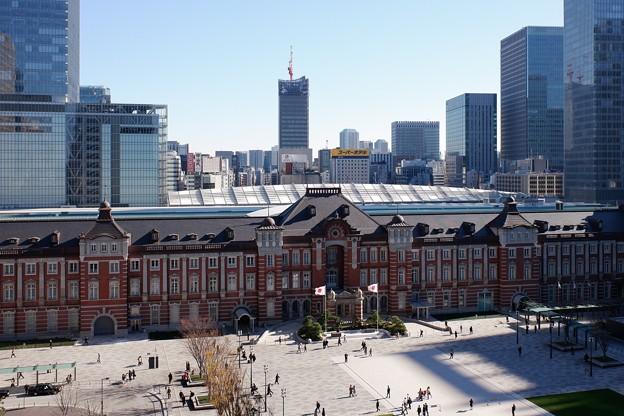 2018.12.14 東京駅
