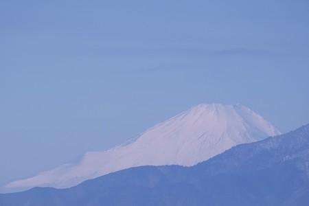 2019.02.03 駅前 富士山