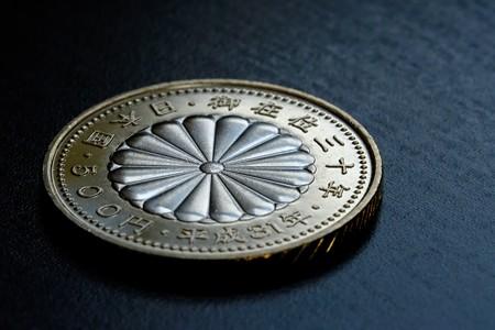 2019.02.22 机 天皇陛下御在位30年記念硬貨