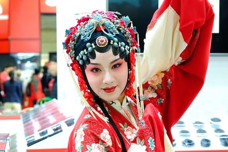 2019.03.01 CP+2019 KIPON 京劇の美女