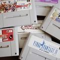 Photos: 2019.05.23 机 SUPER Famicom ゲームカセット