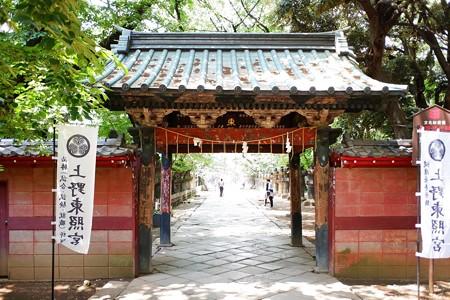 2019.05.30 上野公園 上野東照宮 山門