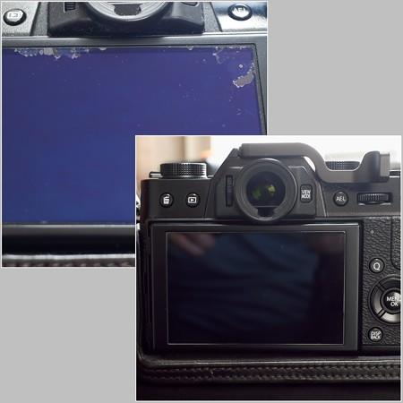 2019.06.12 机 X-T20 液晶保護フィルム