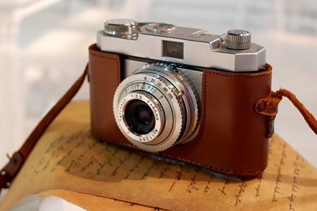 2019.07.08 赤レンガ倉庫 #カンパイ展 古いカメラ