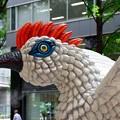 2019.08.19 丸の内仲通り Bird 2014-03B 三沢 厚彦 2018