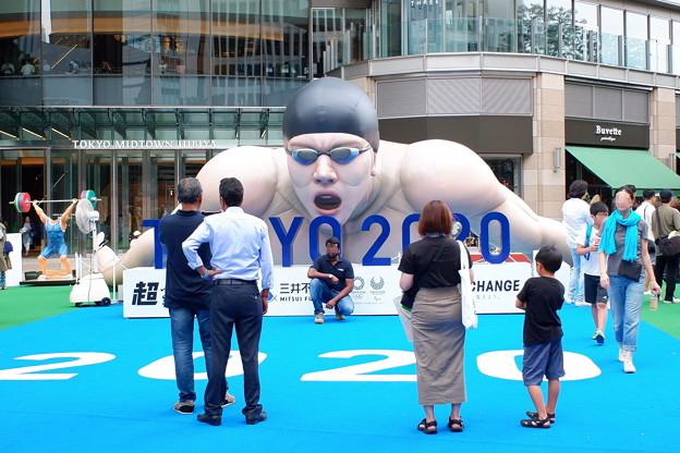 2019.08.19 東京ミッドタウン日比谷 超ふつうじゃない 2020 展