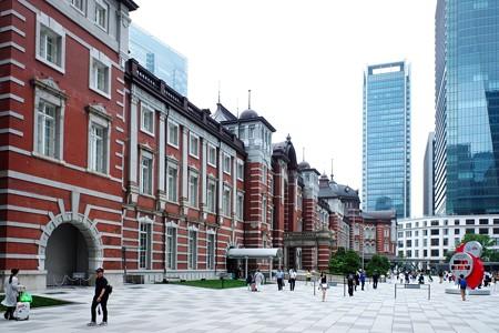 2019.08.19 東京駅 あと372日