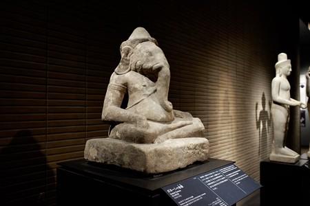 2019.08.20 東京国立博物館 ガネーシャ坐像 TC-403