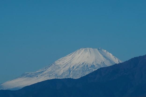 2019.11.12 駅前 富士山