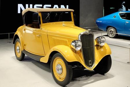 2019.11.16 日産本社 ダットサン14型ロードスター 1935