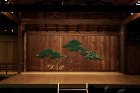 2019.12.08 桜木町 横浜能楽堂 舞台