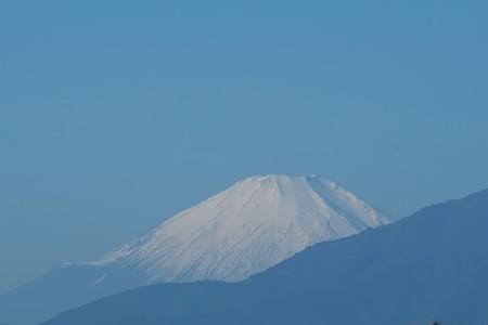 2019.12.16 駅前 富士山