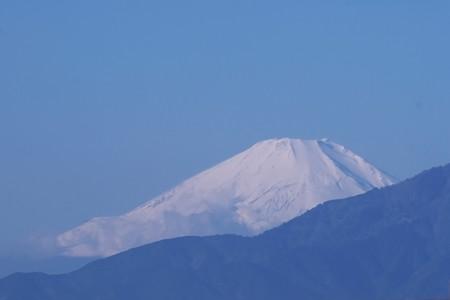 2019.12.20 駅前 富士山