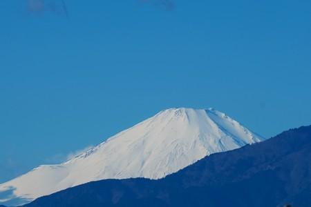 2020.01.05 駅前 富士山