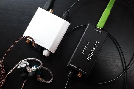2020.01.11 机 FX-AUDIO- FX-D03J+REIYIN DA-01+JY OKZS Green M