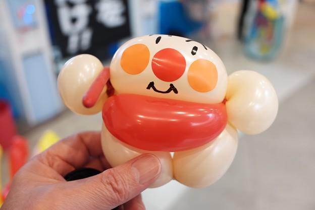 2020.01.17 ららぽーと横浜 あんぱんまん風船