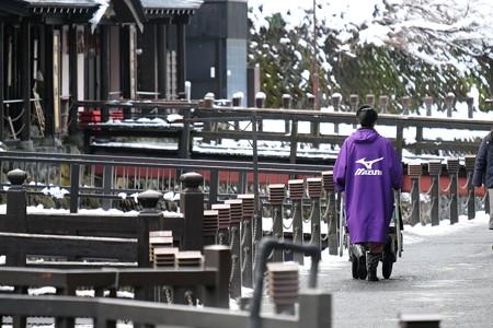 2020.01.22 銀山温泉 仕事
