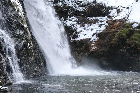 2020.01.22 銀山温泉 白銀の滝