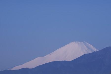 2020.02.08 駅前 富士山