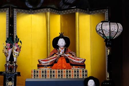 2020.02.27 長屋門公園 雛人形