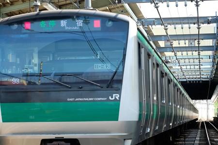 2020.03.26 駅 電車