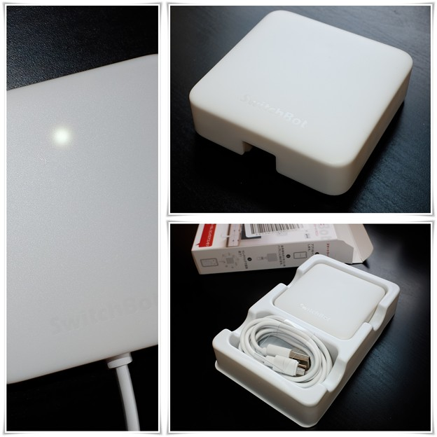 2020.04.19 机 SwitchBot Hub Mini