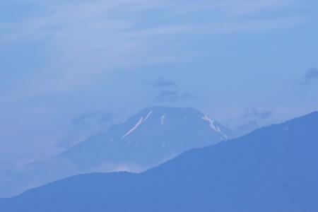2020.07.02 駅前 富士山