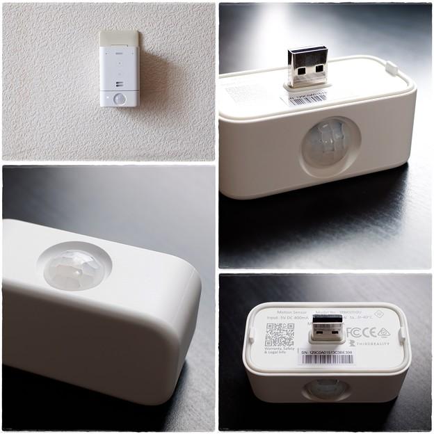 2020.10.09 仏壇の前 Echo Flex Motion sensor