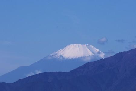 2020.11.05 駅前 富士山