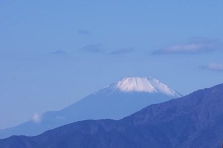 2020.11.11 駅前 富士山