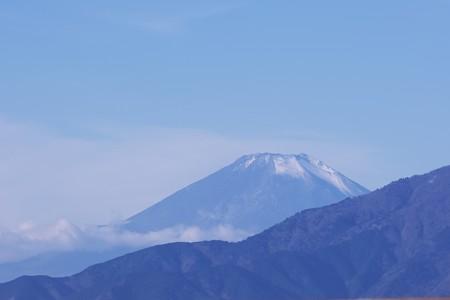 2020.12.26 駅前 富士山