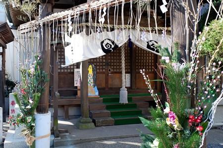 2021.01.01 白姫神社 初詣