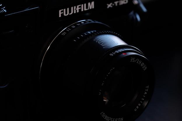 Photos: 2021.01.10 机 TTArtisan 35mm F1.4 装着