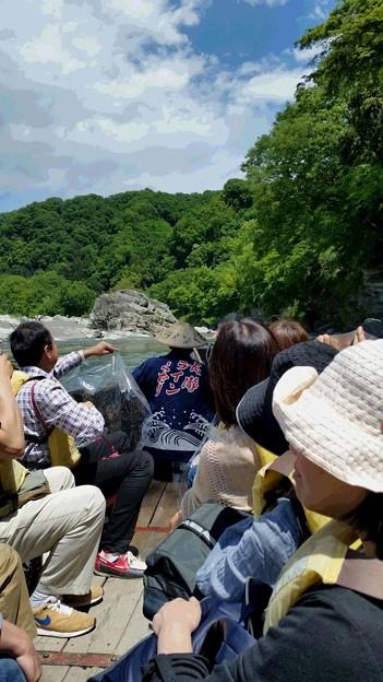 これより急流・小滝の瀬
