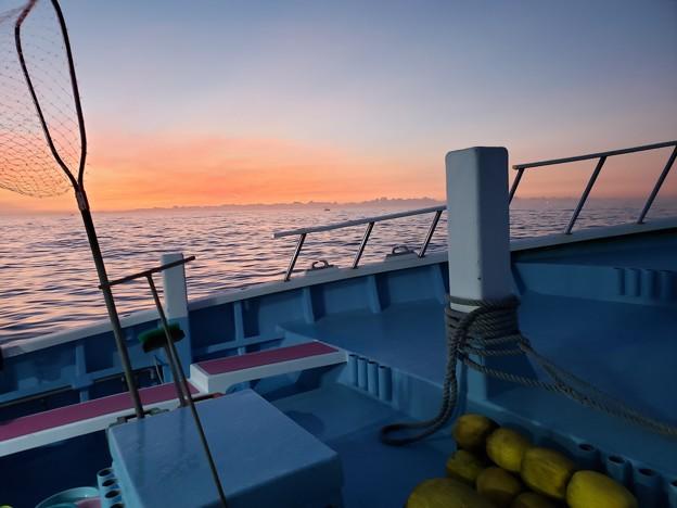 根魚~イサキのリレー釣り